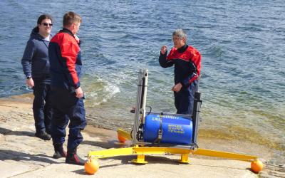 META supports SELKIE tool testing to advance marine energy development