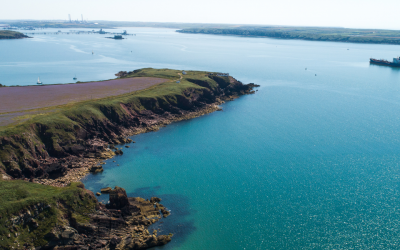 META secures lease for open water test sites